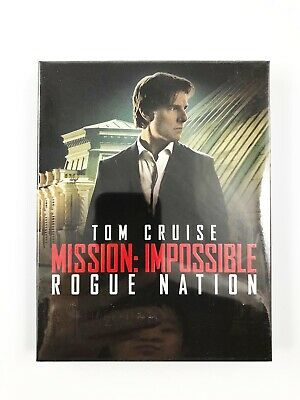 Mission: Impossible Rogue Nation (Blu-ray SteelBook) (FilmArena E2) [Czech]