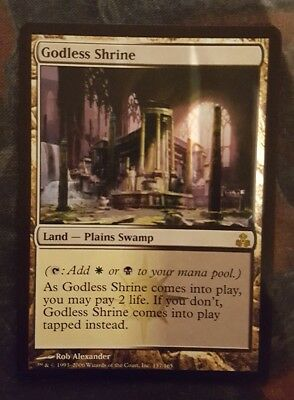 Mtg godless shire x 1 great condition