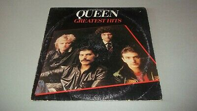 Queen - Greatest Hits - Lp - Made In Italy