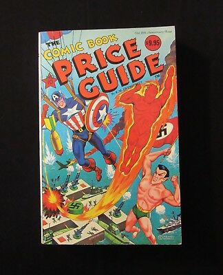 Overstreet Comic Book Price Guide #10-1980 VF