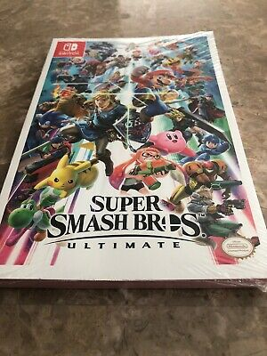 Super Smash Bros. Ultimate: Official Guide - by Prima Games (Paperback)