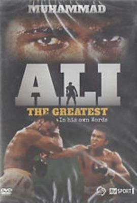 """Muhammad ALI """"The Greatest"""" (DVD) Brand New and Factory Sealed"""