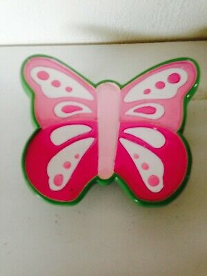 Pottery Barn Kids butterfly soap dish