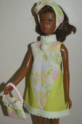 Handmade OOAK *Easter Sunday* Outfit for Francie Barbie Doll