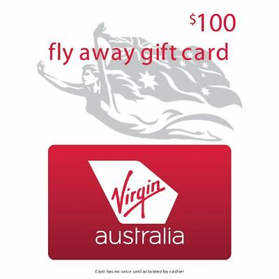 Virgin Australia Gift Card $100