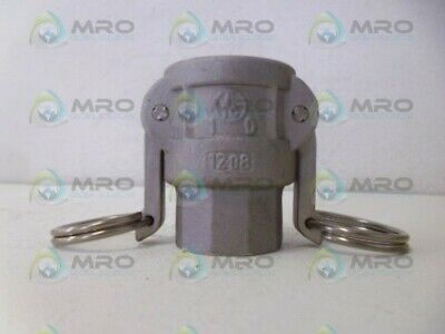 Ever-Tite 356-T6 Camlock Coupler *New No Box*