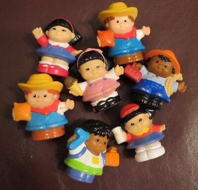 FISHER PRICE ~ LITTLE PEOPLE ~ KIDS ~ YOU CHOOSE ~ 1 or ALL ~ 1+ SHIPPING