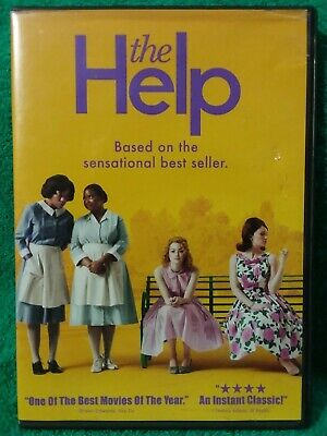 The Help 2011 DVD (a6)