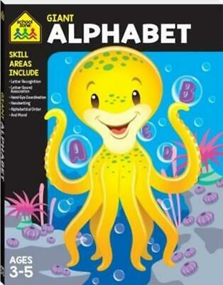 School Zone Alphabet (Ages 4-6) by Hinkler Books