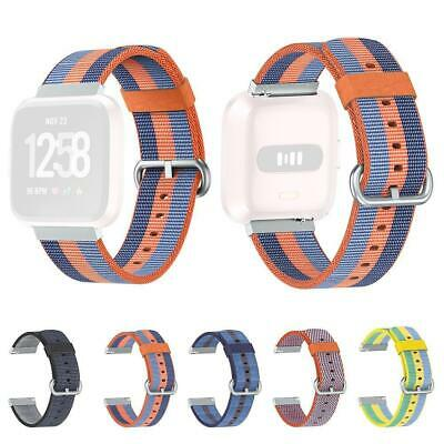 Replacement Soft Silicone TPU Watch Wrist Band Strap For Fitbit Versa Wristband