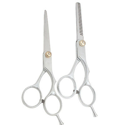 "Hair Scissors 6"" Professional Cutting Thinning Shears Barber Set Hairdressing"