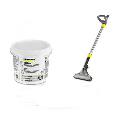 Karcher Puzzi Replacement Flexible Floor Tool 100 8/1 C 10/1 + Karcher RM760