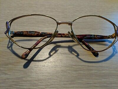 Jacques Dessange Ladies Eyeglass Frame Paris Made In France