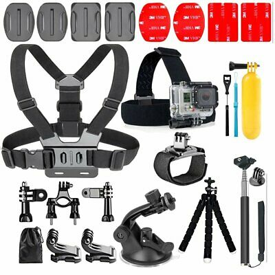 Kit Accessori per GoPro Hero 6 5 4 3 SJ4000 Xiaomi Yi DBPOWER ACTION CAM Sport
