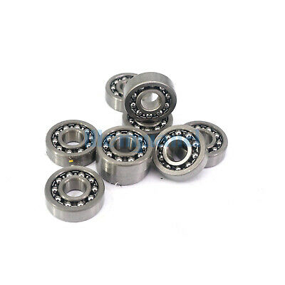 8mm*22mm*7mm bore 8mm Self Aligning Double Row Bearing C3 10 PCS 1018