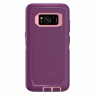 New Otterbox Defender Series For Samsung Galaxy S8 Case (No Belt Clip)