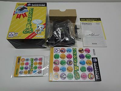 NINTENDO GAMECUBE DOUBUTSU no Mori e+Plus Animal Crossing GC Japan