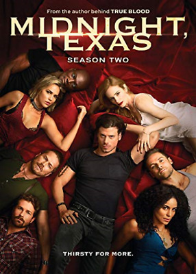 Midnight Texas: Season Two ...-Midnight Texas: Season Two (2Pc) / (2Pk) Dvd New
