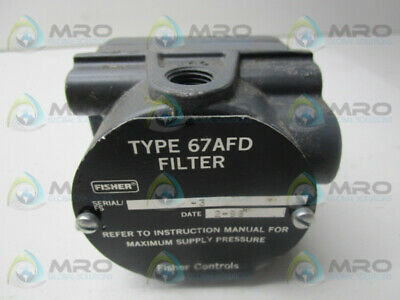 Fisher Type 67Afd * New No Box *