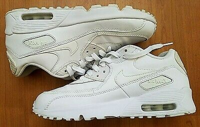 big sale cdefc 269e3 NIKE AIR MAX 90 LTR 833412-100 GS Size 6.5 YOUTH PREMIUM RETRO 95