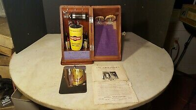 Antique Quack Medical Device Whitall Tatum Single Cell Battery CIRCA 1900's NICE