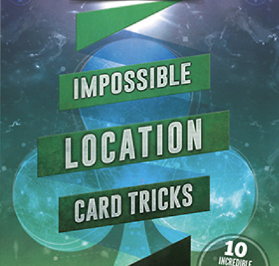 Impossible Location Card Tricks by John Carey - SAVE $8!