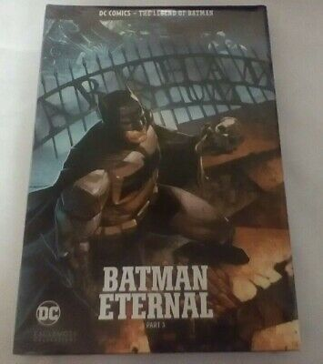 DC COMICS -THE LEGEND OF BATMAN - BATMAN ETERNAL PART 3 - Sealed