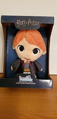Harry Potter Supercute Funko Lot of 2 plushies: Hermione Granger and Ron Weasley
