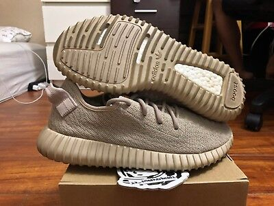 309c2881651 Adidas yeezy boost 350 Oxford Tan AQ2661 size 8 100% authentic