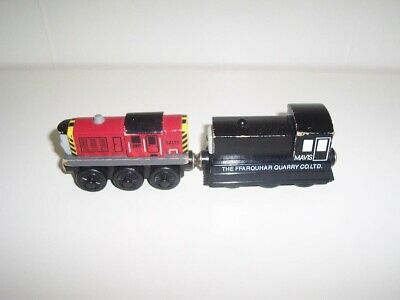 Genuine Thomas Friends Wooden Train Salty Mavis Lot 2003 Gullane Used