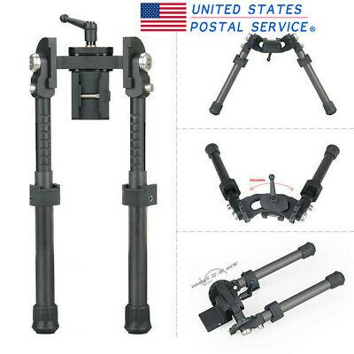 NEW LRA Light Tactical Bipod Long Riflescope Bipod For Hunting Scope 6.6''-10''