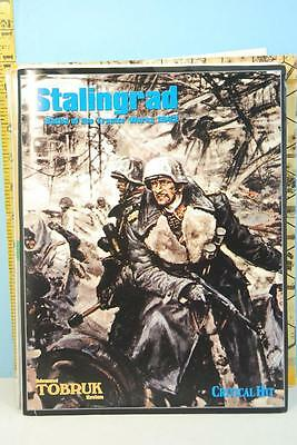 THE BATTLE OF Stalingrad ~ Rare VHS Movie Video Tape ~ WWII