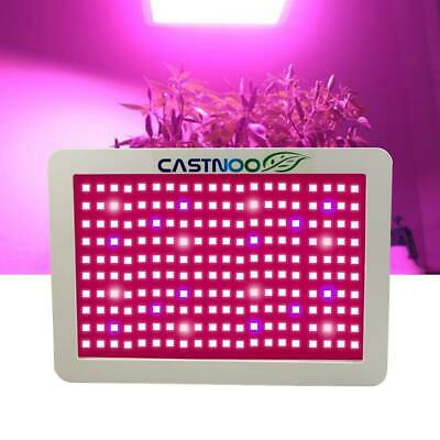 2000W 200LED Grow Light Hydro Full Spectrum Veg Indoor Plant Lamp Panel Bloom T
