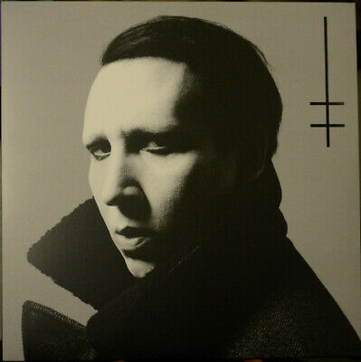 Marilyn Manson Heaven Upside Down limited RED vinyl LP NEW/SEALED