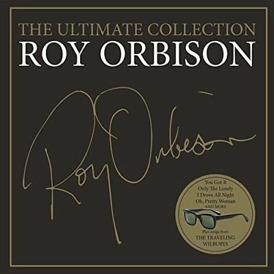 Roy Orbison - The Ultimate Collection (2016)  CD  NEW/SEALED  SPEEDYPOST