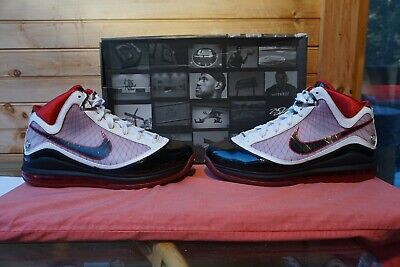 sports shoes c5edb 787ff 2009 Nike Air Max Lebron 7