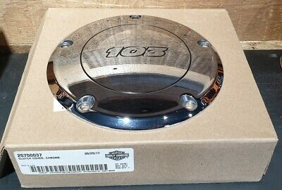Harley Davidson Chrome Clutch Cover- 25700037- 30% Off Rrp-