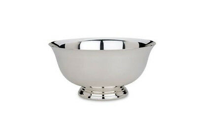 Reed & Barton 105 Paul Revere Silver Plated Bowl, 9-Inch