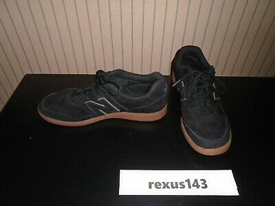 8df254e3c0e43 NEW BALANCE 288 Suede Black Gum CT288BL Men's SZ 10.5 10 1/2