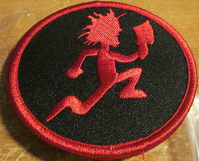 Insane Clown Posse ICP Hatchet Man Embroidered Patch I033P Twizted Kottonmouth