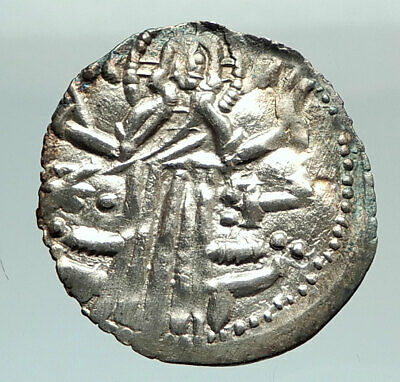 IVAN ALEXANDER MICHAEL ASEN IV 1331AD Rare Silver Coin JESUS CHRIST  i76927
