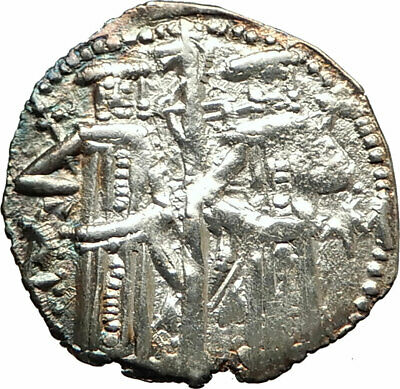 IVAN ALEXANDER MICHAEL ASEN IV 1331AD Rare Silver Coin JESUS CHRIST  i76929