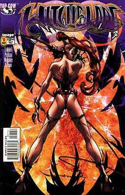 Witchblade (1995 series) Infinity #1 in Very Fine condition. Image comics [*mu]