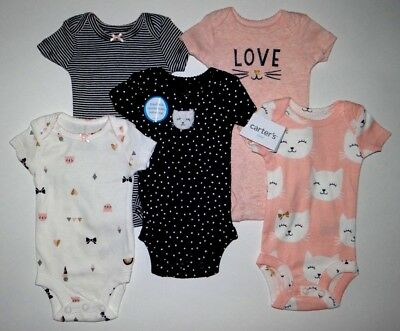 Carters Baby Essentials Gown Size Preemie Ships N 24h