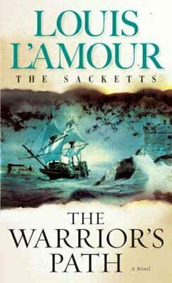 Warrior Path by Louis L'Amour 9780553276909 | Brand New | Free UK Shipping
