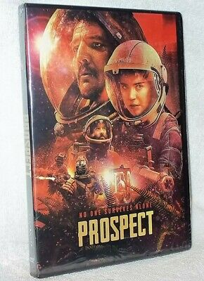 Prospect (DVD, 2019) NEW sci-fi action Pedro Pascal Sophie Thatcher Jay Duplass