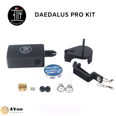 Authentic Avidartisan Daedalus Pro Magical Clapton Wire DIY Tool Coil Jig Kit