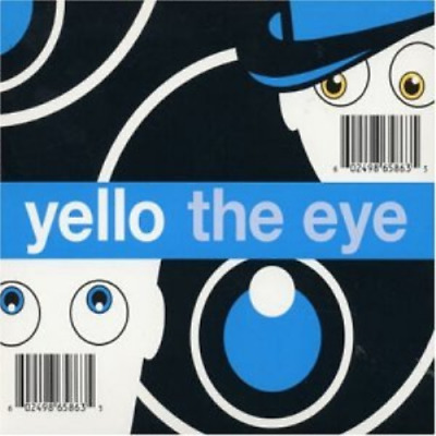Yello-The Eye CD NEW