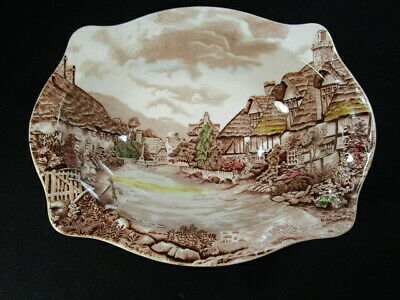 Johnson Brothers Serving Dish  - Olde English Countryside   -  England