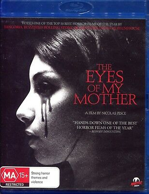 The Eyes Of My Mother (Blu-ray, 2017)